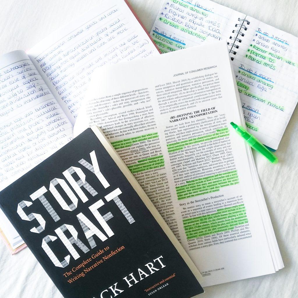 Mijn maart: studeren, tentamens en fun!