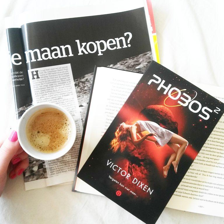 Boekrecensie: Victor Dixen - Phobos²