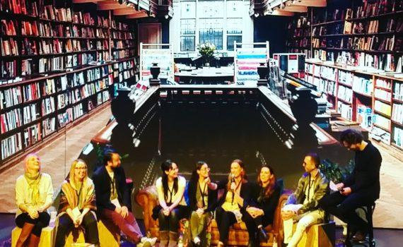 Yalfest 2017: acht auteurs, masterclass recenseren en signeersessies!