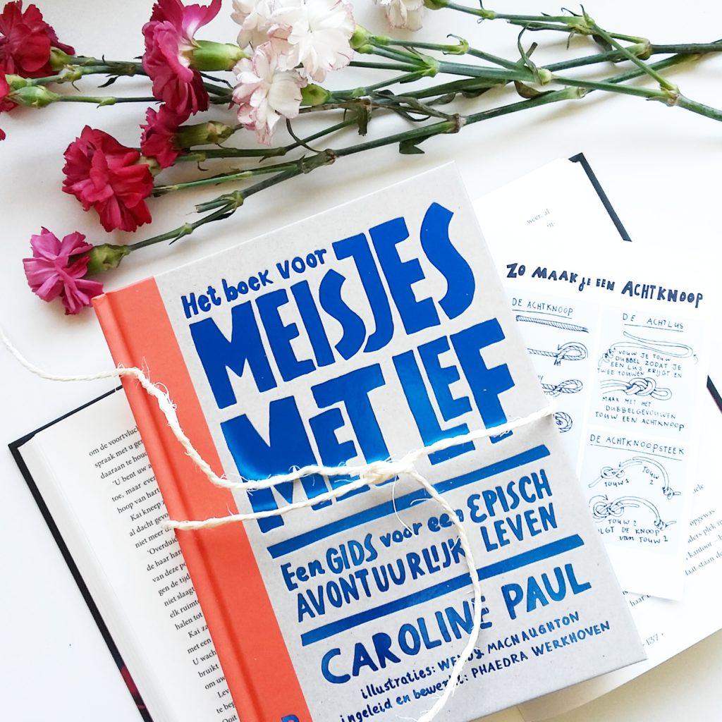 Winactie: Caroline Paul - Het boek voor meisjes met lef