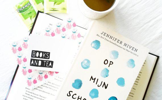 Boekrecensie: Jennifer Niven - Op mijn schouders