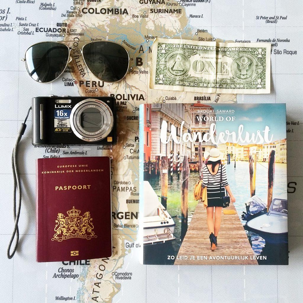 Boekrecensie: Brooke Saward - World of Wanderlust