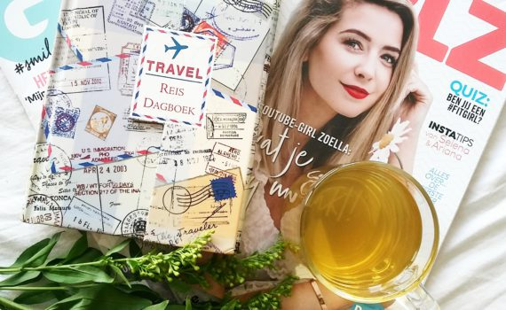 Tijd voor thee: mijn plannen voor de zomer van 2017