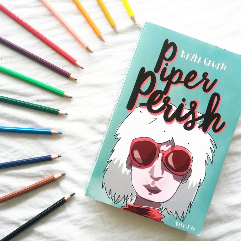 Boekrecensie: Kayla Cagan - Piper Perish