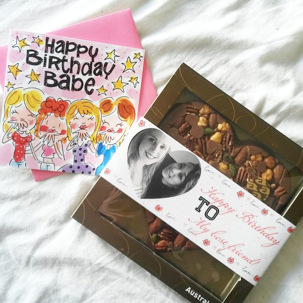 Mijn verjaardag + geweldige cadeaus!