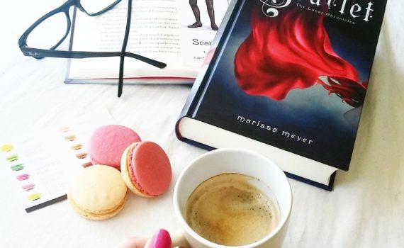 Boekrecensie: Marissa Meyer - Scarlet