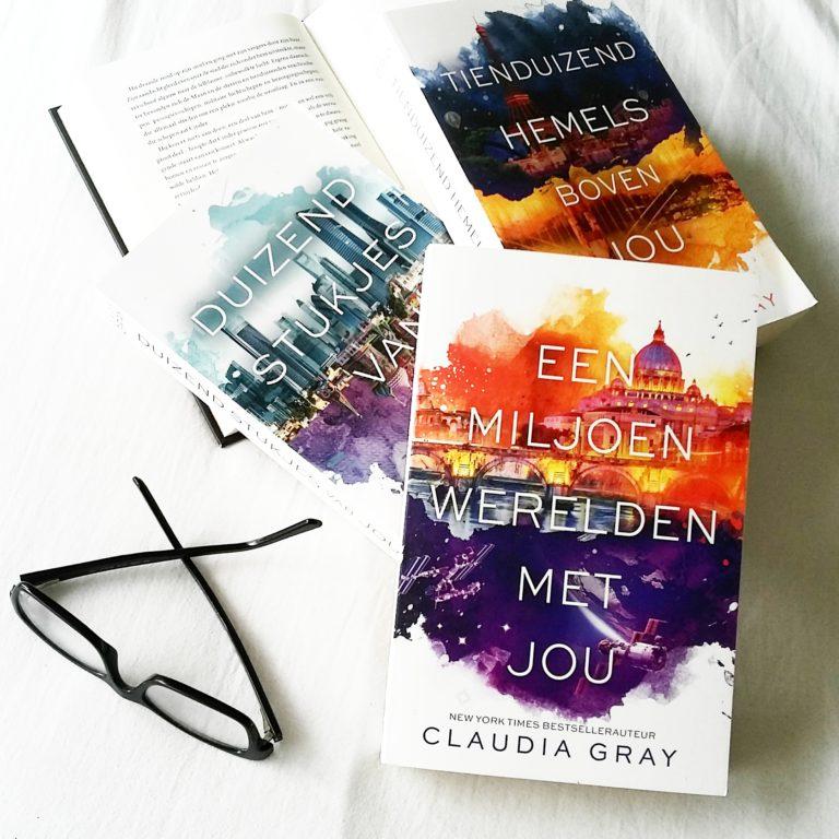 Boekrecensie: Claudia Gray - Een miljoen werelden met jou