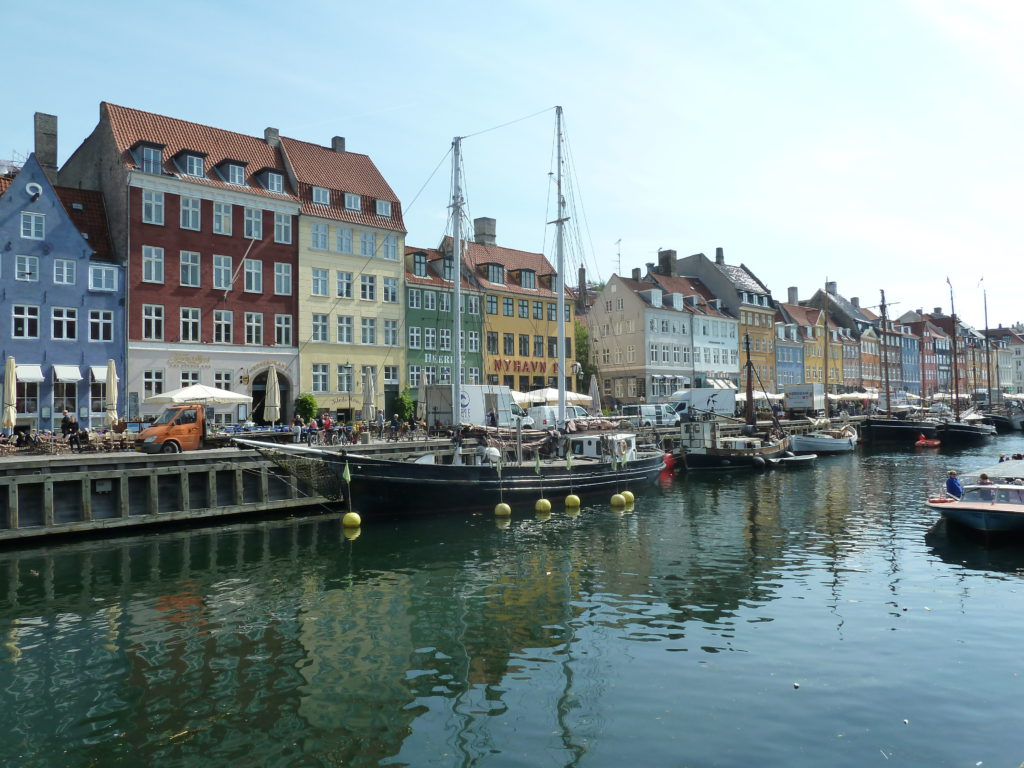Kopenhagen dag 1: Nyhavn en Tivoli Gardens