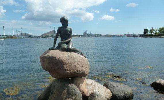 Kopenhagen dag 2 en 3: De kleine zeemeermin, fietsen huren en boottocht