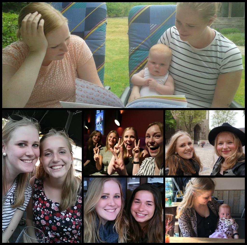 Mijn mei: 2 concerten, vegetarische maand en interview met Brooke!
