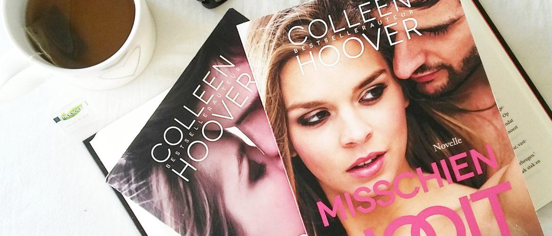 Boekrecensie: Colleen Hoover - Misschien nooit