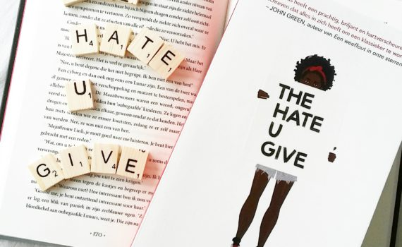 Boekrecensie: Angie Thomas - The Hate U Give