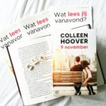 Winactie: Colleen Hoover – 9 november
