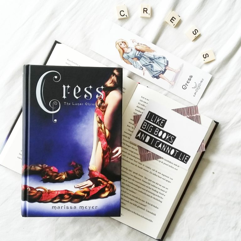 Boekrecensie: Marissa Meyer - Cress