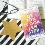 Boekrecensie: Nicola Yoon – De zon is ook een ster
