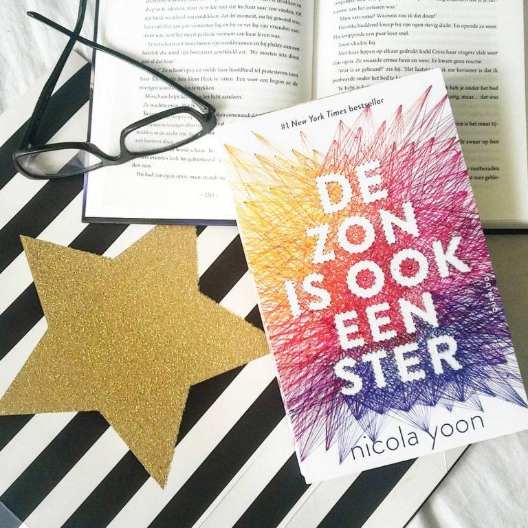 Boekrecensie: Nicola Yoon - De zon is ook een ster