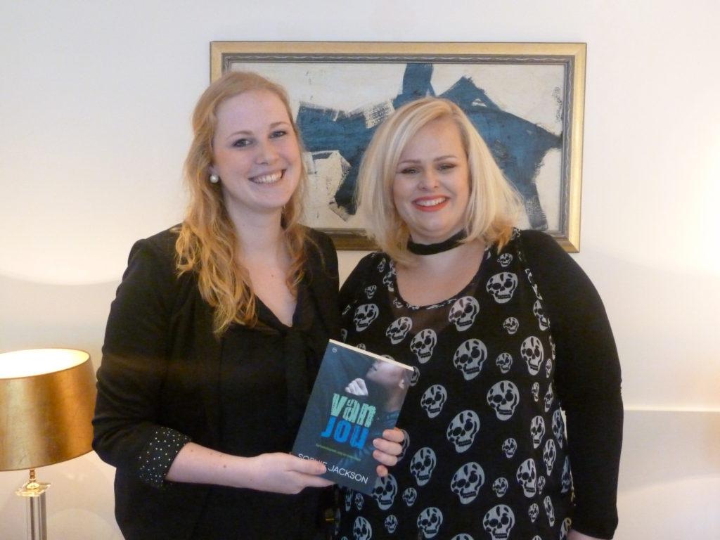 Mijn september: studeren, fun en interview Sophie Jackson