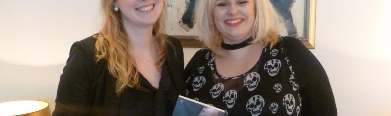Interview: Sophie Jackson over fanfiction, New Adult en bad boys