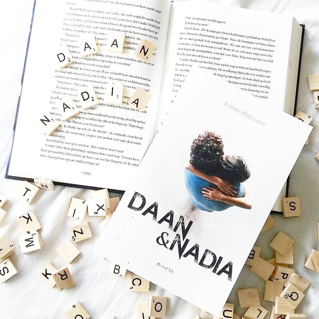 Boekrecensie: Esther Walraven - Daan & Nadia