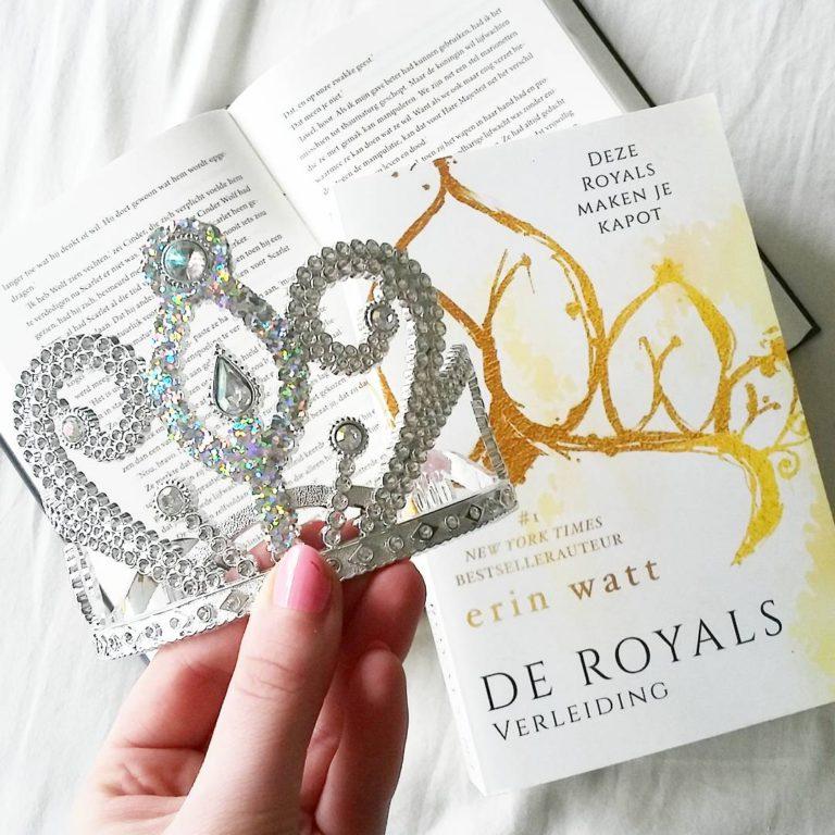 Boekrecensie: Erin Watt - Verleiding (De Royals #1)