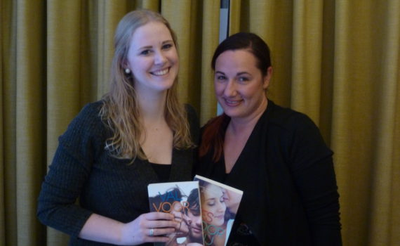 Interview: Jennifer L. Armentrout over New Adult, het schrijfproces en Nederland