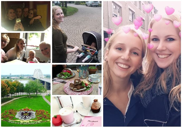 Mijn september: studeren, fun en interview Sophie Jackson
