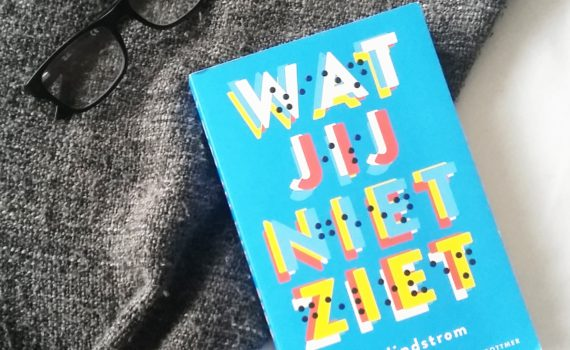 Boekrecensie: Eric Lindstrom - Wat jij niet ziet