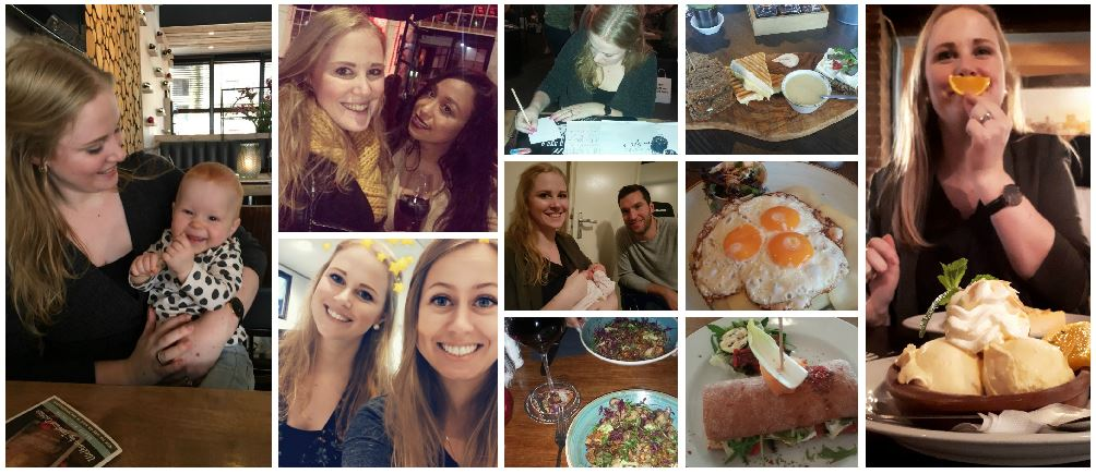 Mijn oktober: weekendje Volendam, interview met Armentrout en citytrip Praag!