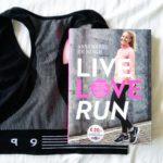Boekrecensie: Annemerel de Jongh – Live, love, run