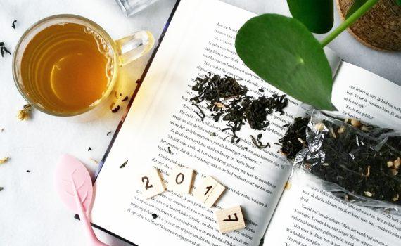 Tijd voor thee: terugblik op 2017 + plannen voor 2018