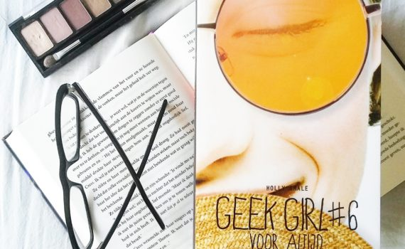 Boekrecensie: Holly Smale - Voor altijd (Geek Girl #6)