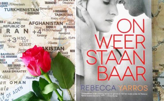 Boekrecensie: Rebecca Yarros - Onweerstaanbaar