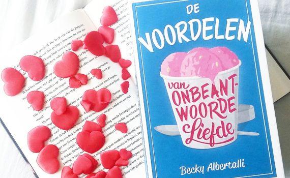 Boekrecensie: Becky Albertalli - De voordelen van onbeantwoorde liefde