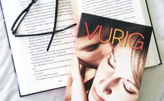 Boekrecensie: Jennifer L. Armentrout - Vurig