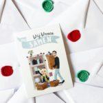 Tijd voor thee: over samenwonen en ons verhuiskaartje