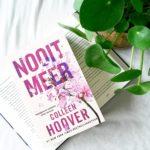 Boekrecensie: Colleen Hoover – Nooit meer