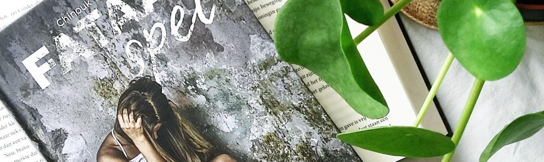 Boekrecensie: Chinouk Thijssen - Fataal spel