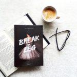 Boekrecensie: Chinouk Thijssen – Break a Leg (Truth or Dance, #2)