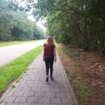 Oefenen voor de wereldreis: hiken en een nachtje proefkamperen