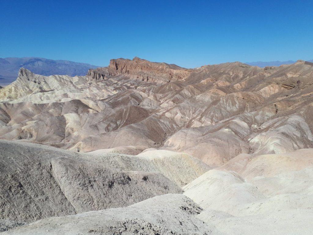 Bezienswaardigheden in Death Valley: mijn tips