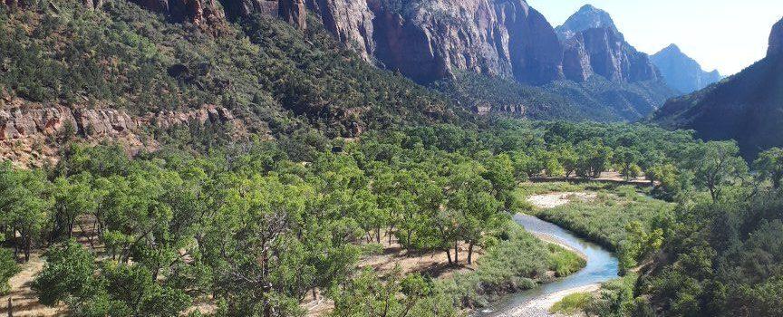 Tips voor je bezoek aan Zion National Park in Amerika