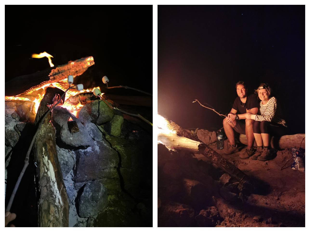 Hiken en kamperen op de actieve Telica vulkaan in Nicaragua