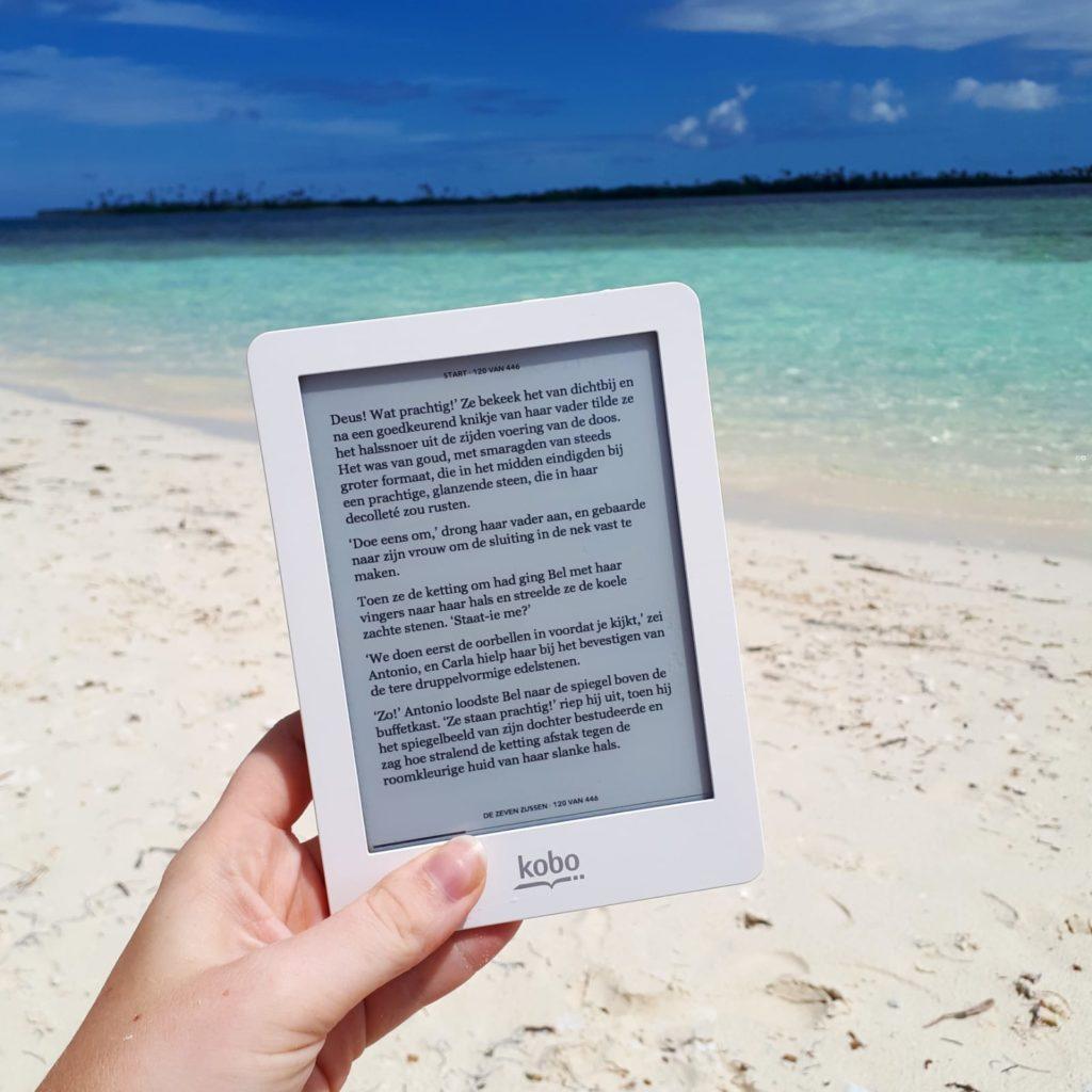 Deze 5 e-books las ik in maart 2020 op wereldreis