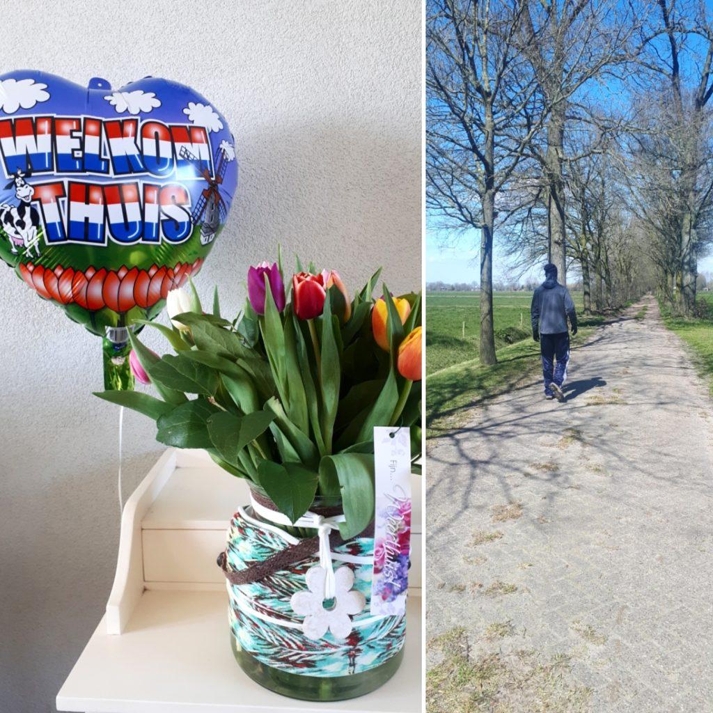 Week 14 (2020): repatriëring vanuit Lima en terug in Nederland