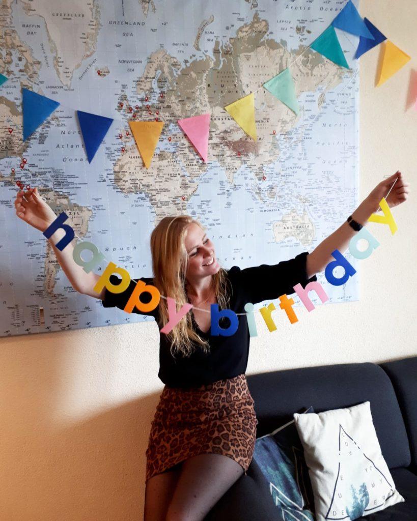 Week 24 (2020): jarig, solliciteren en freelancen