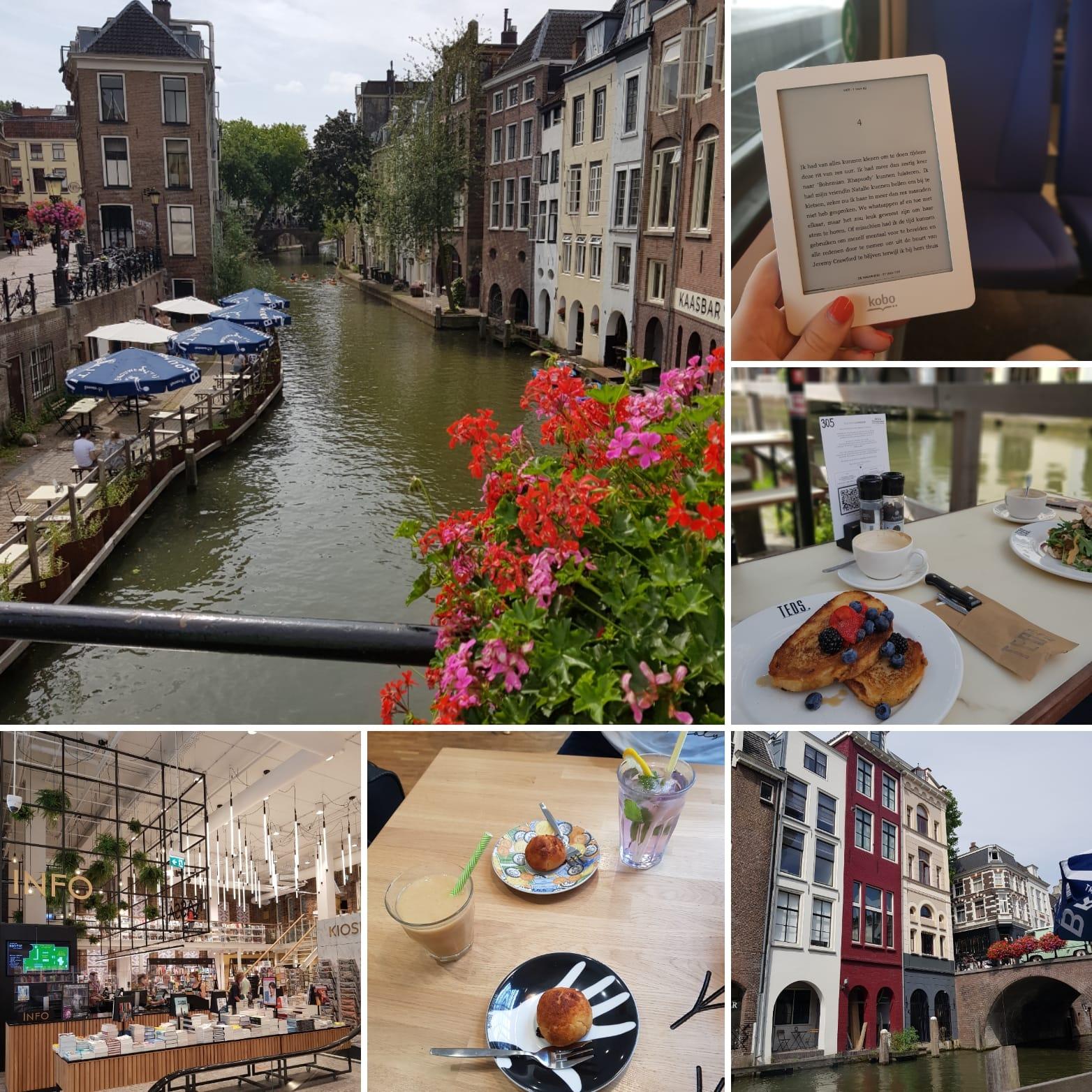 Week 31 (2020): auto's kijken, oppassen en Utrecht!
