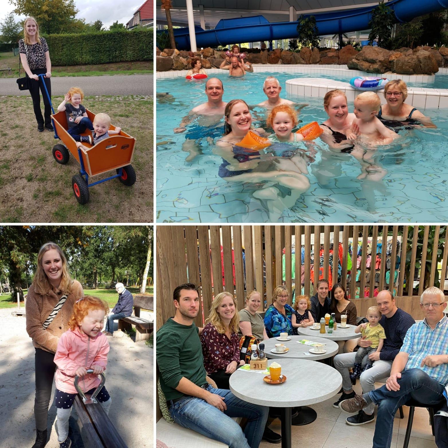 Week 36 (2020): fulltime werken en familieweekend!