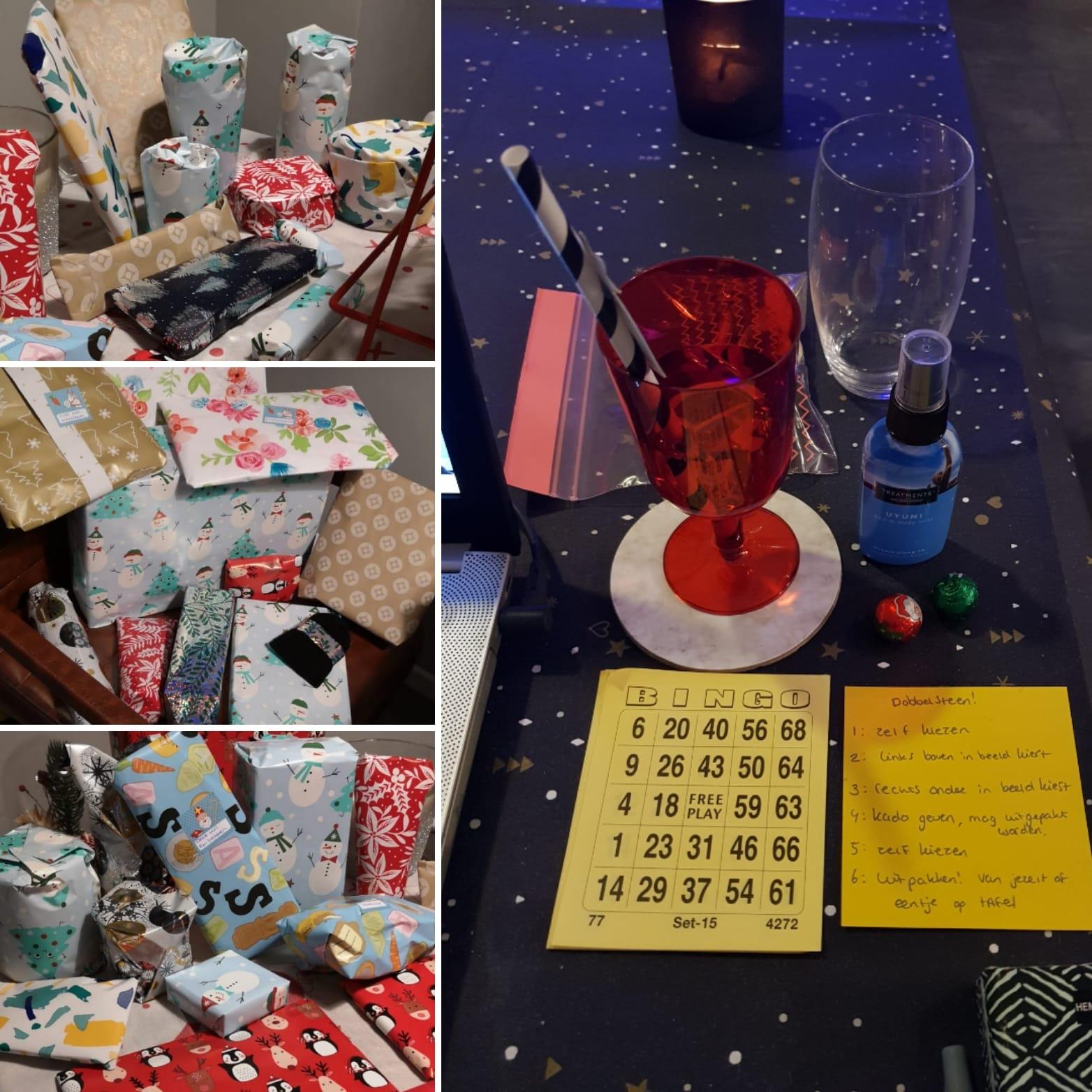 Kerst 2020: bingo's en brunchen