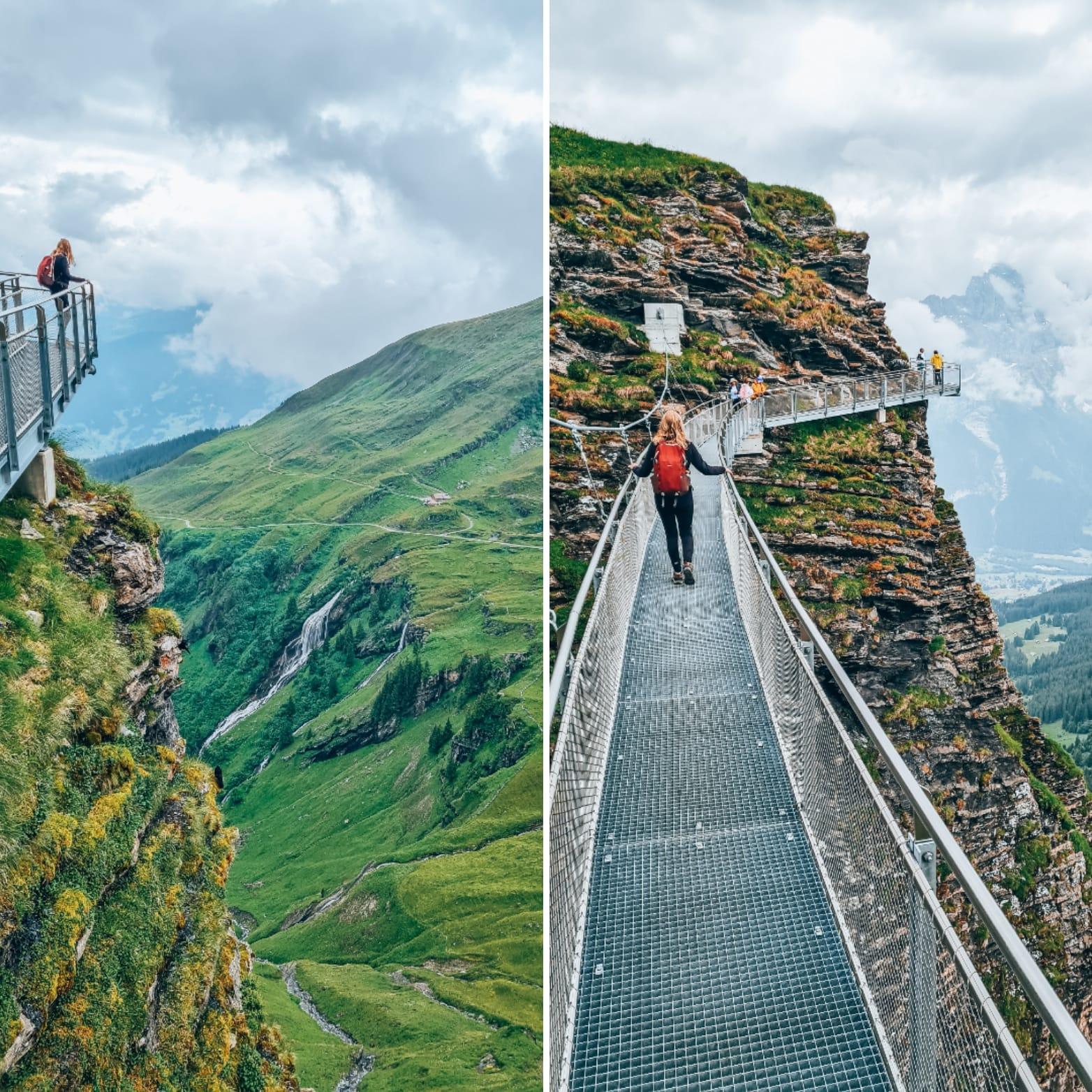 Tips voor de mooiste plekken in omgeving Lauterbrunnen