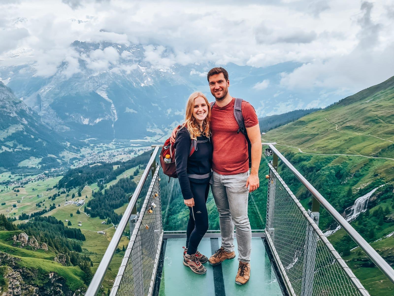 Tips voor de mooiste plekken in omgeving Lauterbrunnen, Zwitserland
